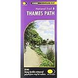 Thames Path: XT40 (Route Map Series): 1