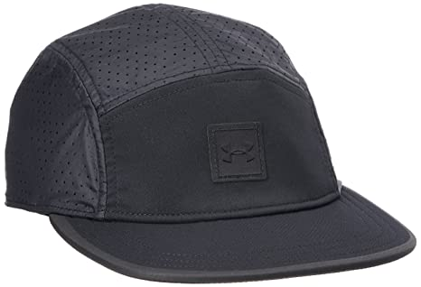 Resplandor Felicidades historia  Under Armour Men's Windbreaker Camper Cap, Black/Black, One Size:  Amazon.in: Sports, Fitness & Outdoors
