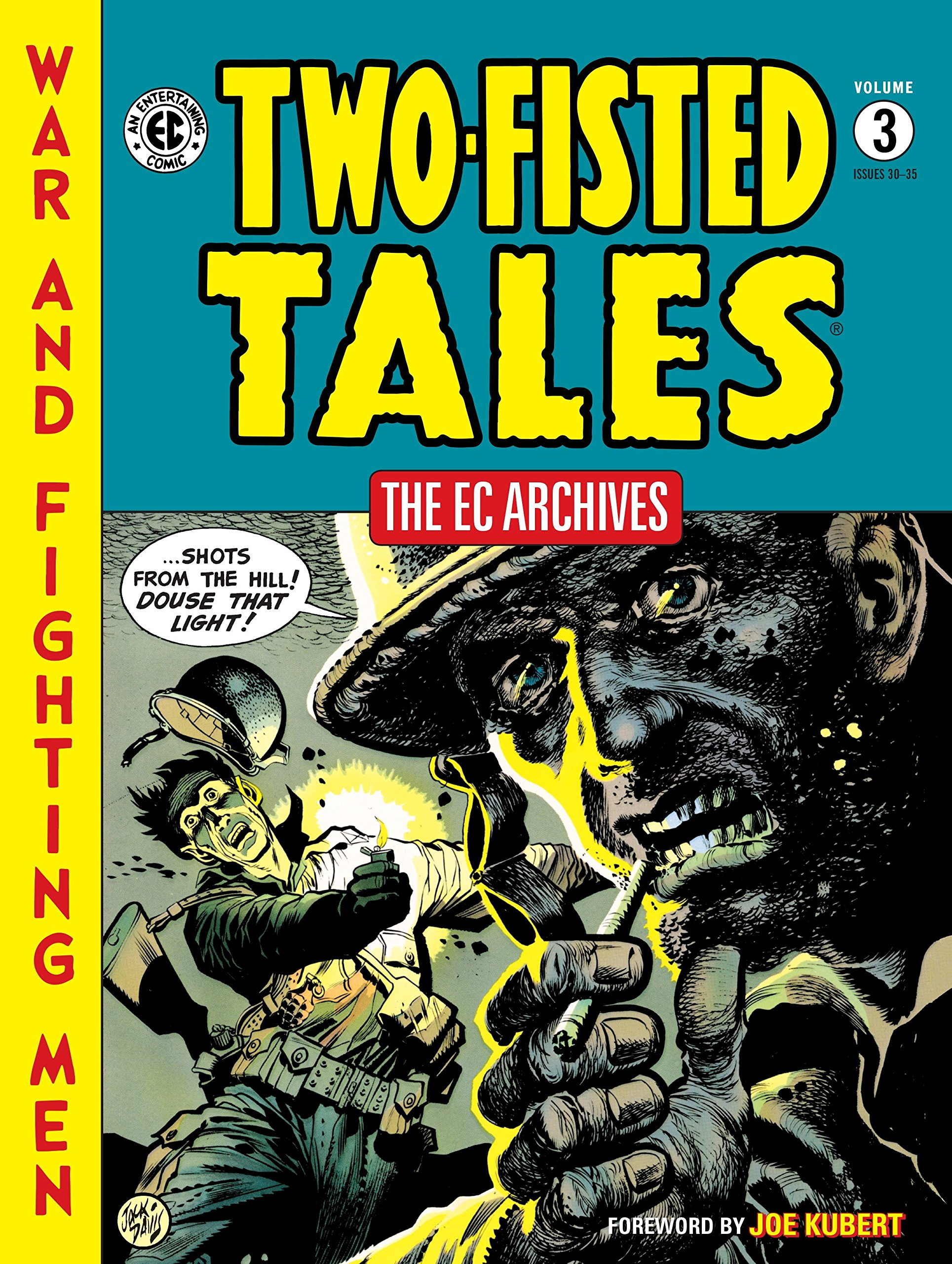 Download The EC Archives: Two-Fisted Tales Volume 3 PDF