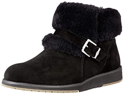 83356afcaad Amazon.com | EMU Australia Womens Oxley Fur Cuff Deluxe Wool Boots ...