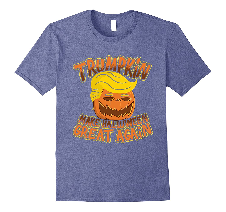 86dc85b97 Trumpkin Make Halloween Great Again Funny Politics T-Shirt-CL – Colamaga
