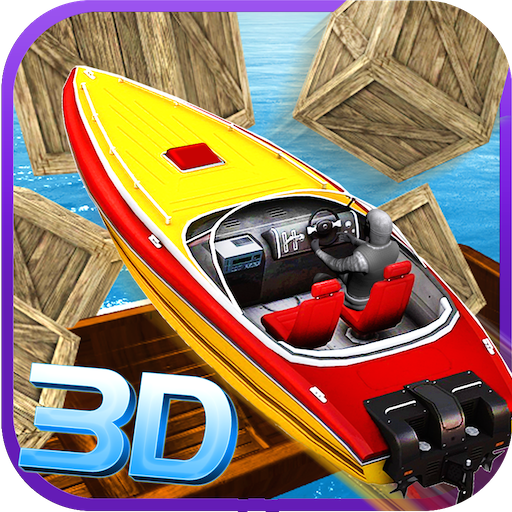 Extreme Speed Boat Racing Simulator Game: Absolute RC Powerboat Stunt Adventure Simulation 2018 Free For Kids ()