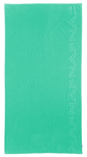 Naf Naf c53 Casual Serviette de Plage Aquamarine 90 x 180 cm: Amazon ...