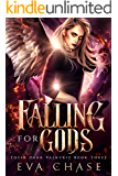 Falling for Gods: A Reverse Harem Urban Fantasy (Their Dark Valkyrie Book 3)