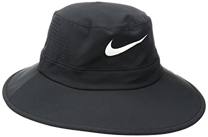 a196fed5 Nike Golf UV Sun Bucket Golf Hat 832687 (Small/Medium, Black)