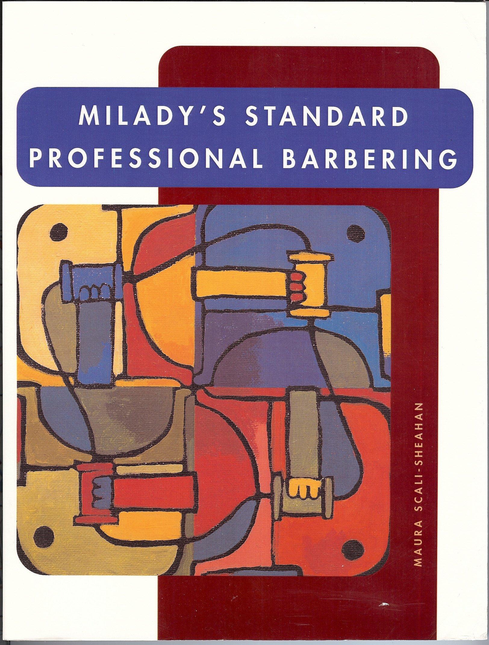 Download Milady's Standard Professional Barbering pdf