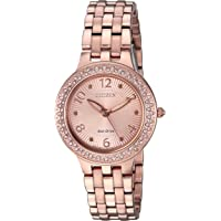 Citizen Eco-Drive Silhouette Women's Watch + $45 Kohls Cash