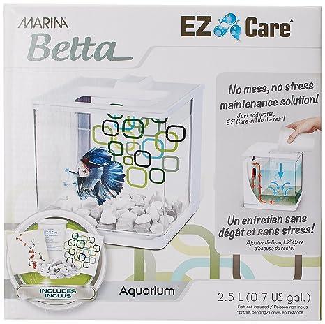 Marina Bettera Ez Care 2.5 L, Color Blanco
