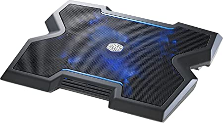 Cooler Master Note Pal X3   Laptop Cooling Pad With 200mm Blue Led Fan by Cooler Master
