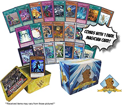 40 Commons 10 Rares 5 Holos NO DUPLICATES collection Yu-Gi-Oh CARDS LOT