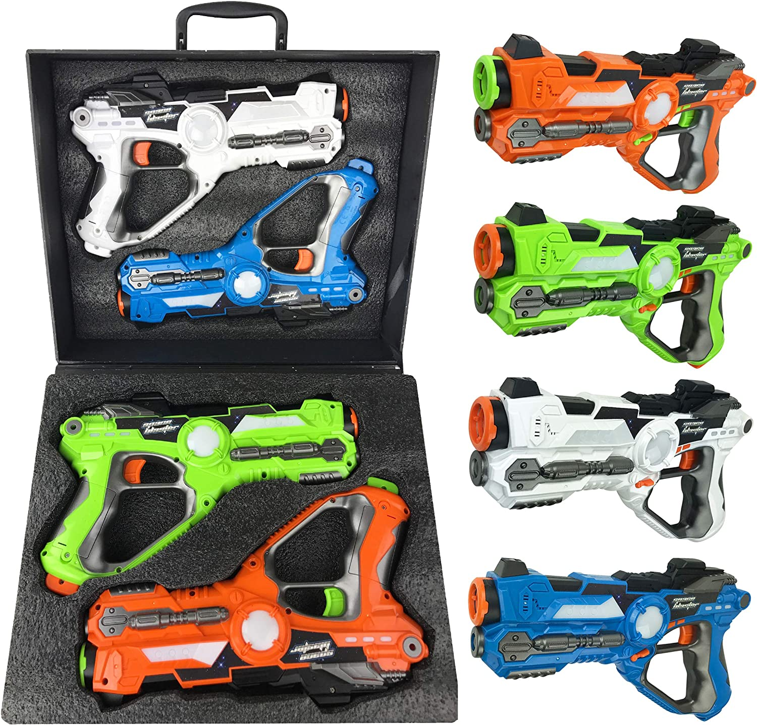 Liberty Laser Tag Space Blaster