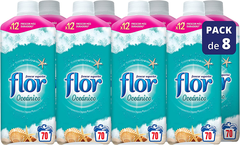 Flor Suavizante Concentrado Frescor Oceánico - 162 Dosis
