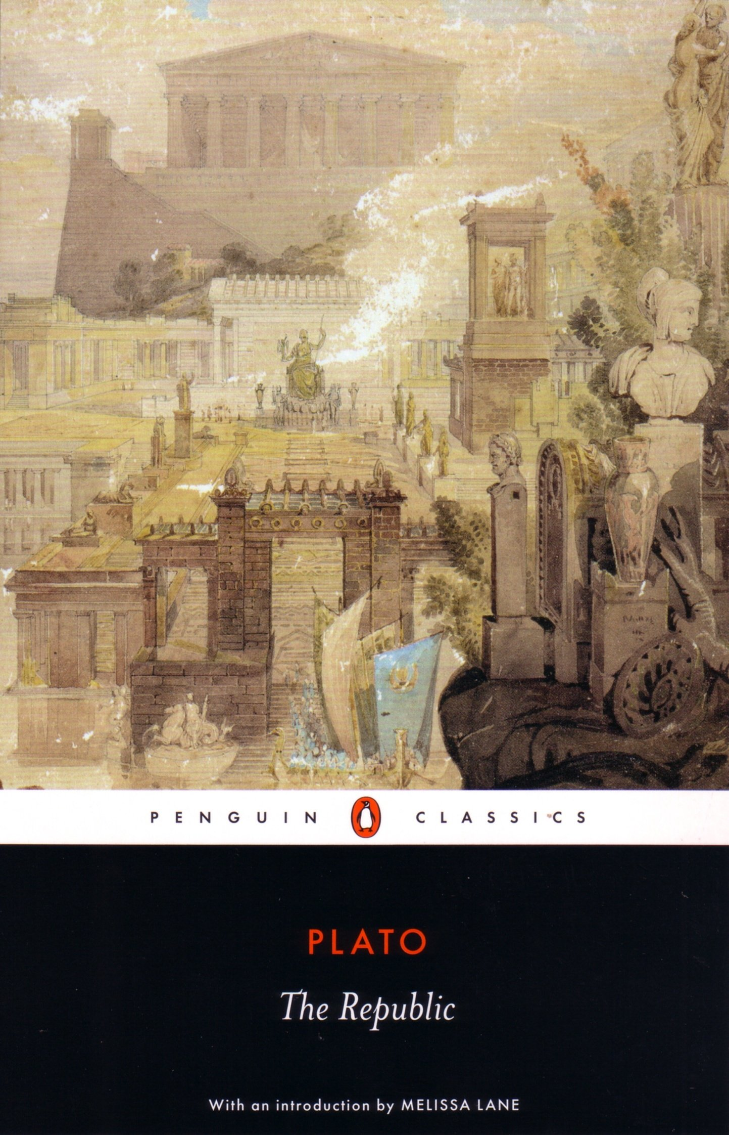 Plato; The Republic (Penguin Classics)
