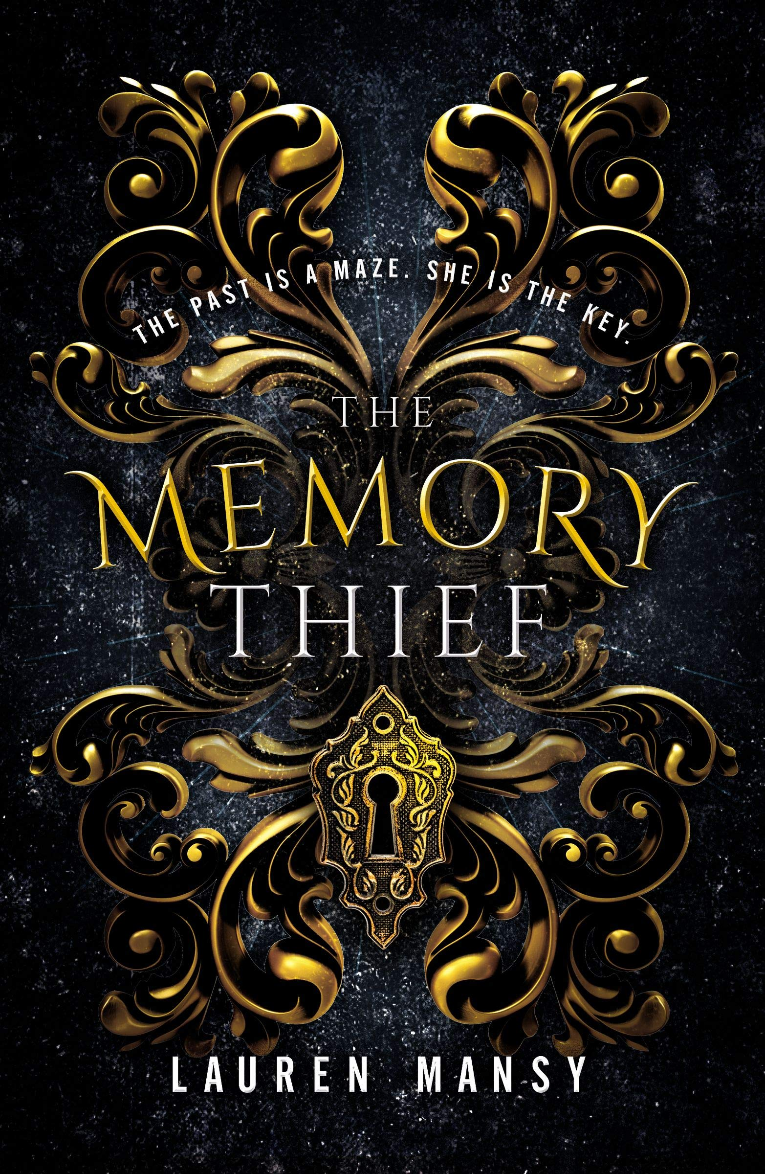 Image result for the memory thief cover
