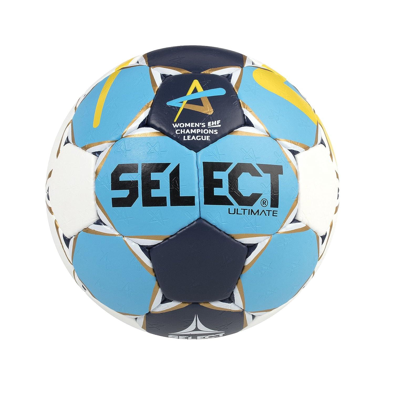 Select Ultimate レディース CL ハンドボール ブルー ネイビー (2