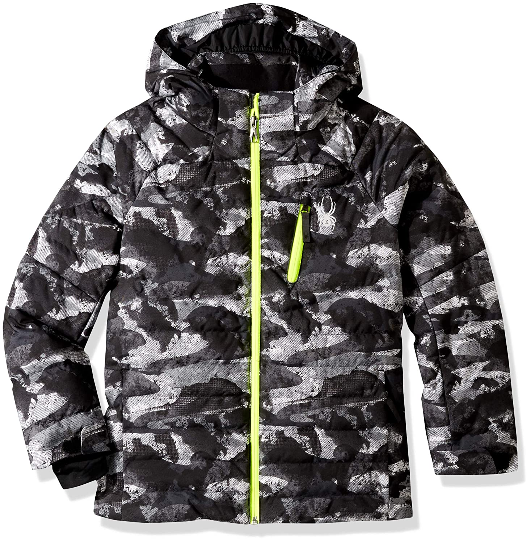 Spyder Boys Impulse Jacket Jungen Skijacke