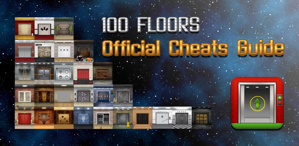 100 floors official cheats guide appstore