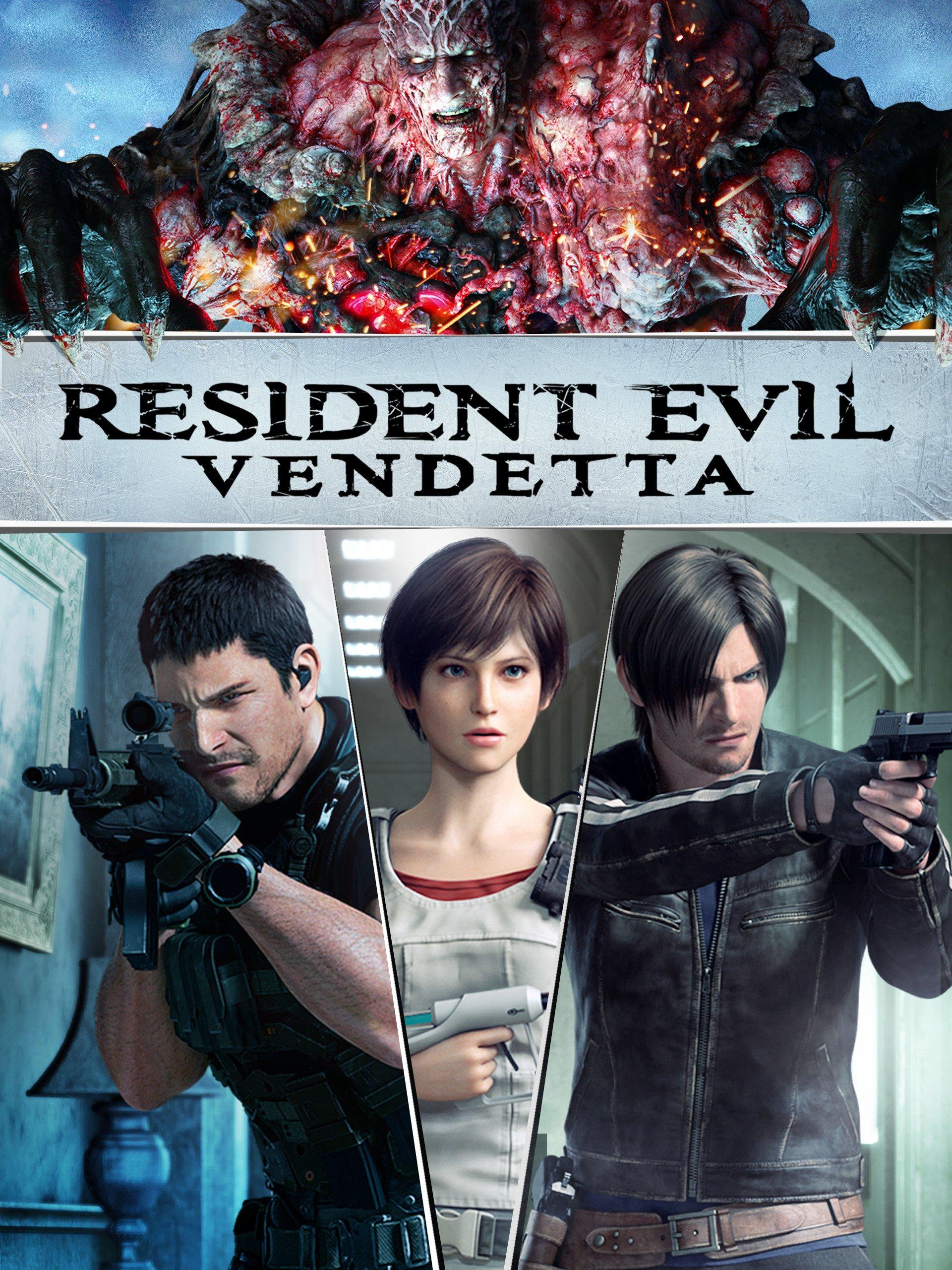 Amazon Com Watch Resident Evil Vendetta Prime Video