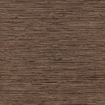 Roommates Rmk11312wp Grasscloth Brown Peel And Stick Wallpaper Amazon Com