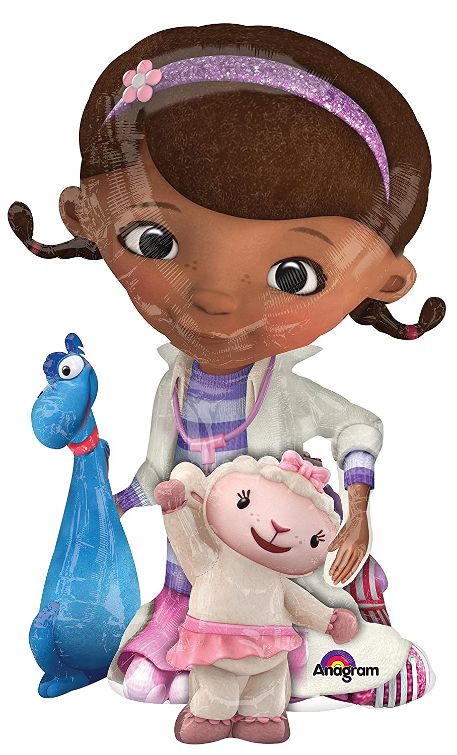 Amazon.com: anagram international Doc McStuffins aire ...
