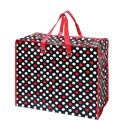 Bolsa de viaje grande Le/almacenamiento/ropa/Bolsa de utilidad - clásico diseño