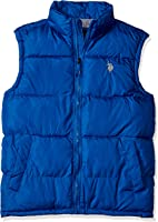 U.S. Polo Assn. Men's Basic Puffer Vest