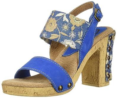 07ee855956d0 Sbicca Women s Monumental Heeled Sandal