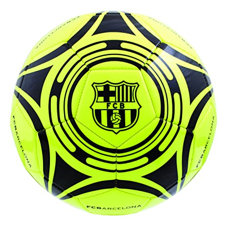 Amazon.com: FC Barcelona Boy Barcelona Fútbol Fluo, amarillo ...