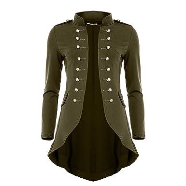 Uniform Jacke Damen Mantel Mit 6066 Blazer Admiral Mayaadi uTXwPOlkZi