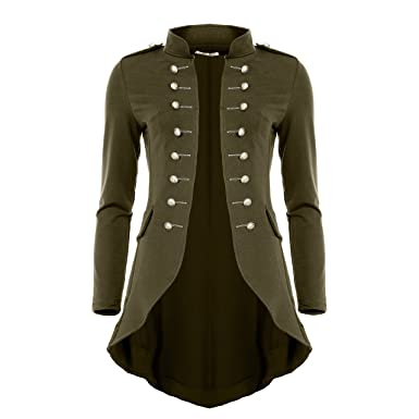 Mantel Admiral 6066 Mayaadi Mit Blazer Uniform Damen Jacke WEDH2Ye9I