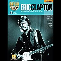 Eric Clapton Songbook: Guitar Play-Along Volume 24 (Hal Leonard Guitar Play-Along) (English Edition)