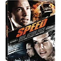 Speed: Dual Action Pack Blu-ray