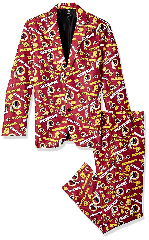 best authentic 9d03c 3dd11 Forever Collectibles NFL Mens Repeat Logo Ugly Business Suit - Jacket Tie  Pants