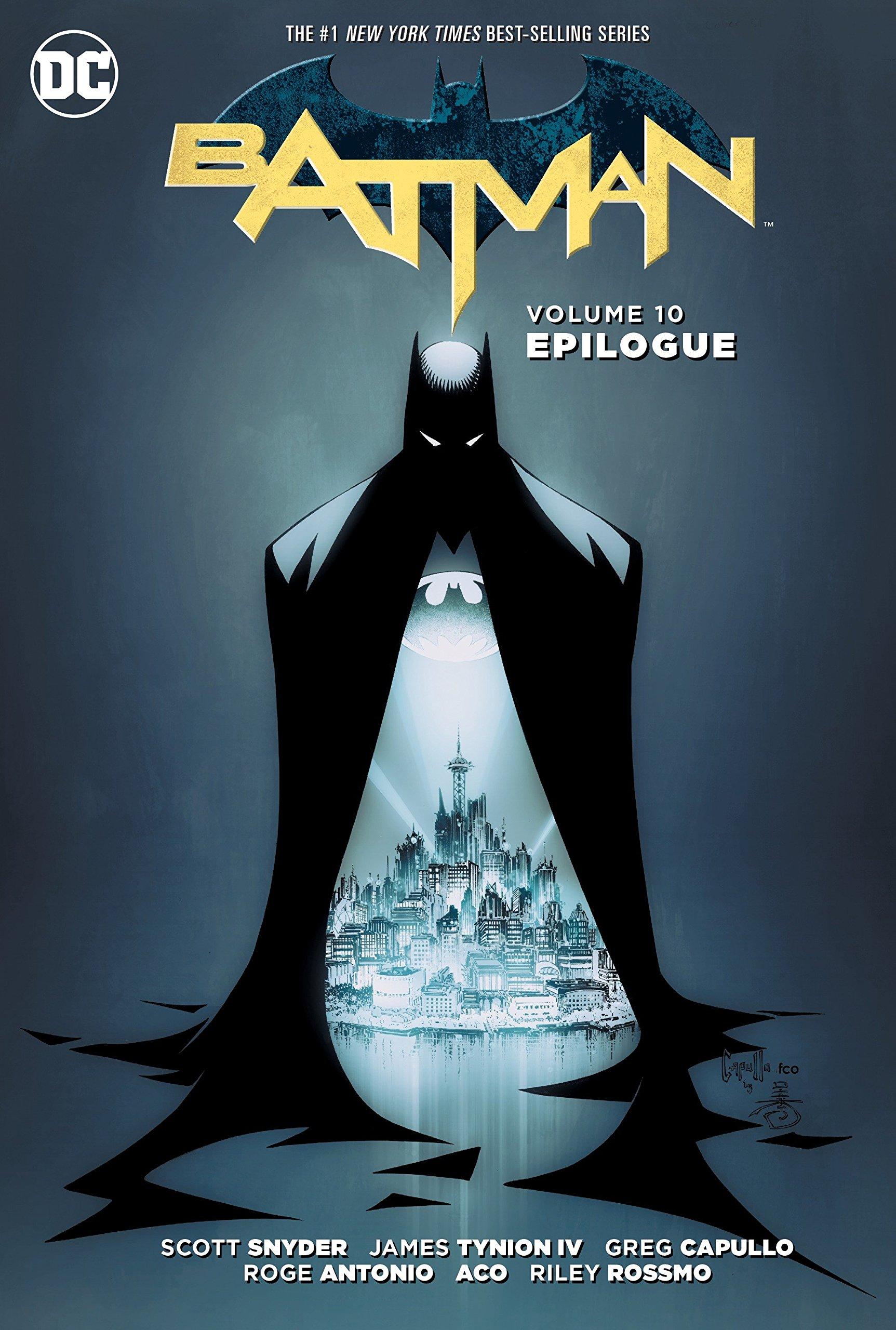 Download Batman Vol. 10: Epilogue PDF