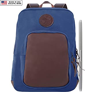 product image for Duluth Pack Deluxe Laptop Backpack (Royal Blue)