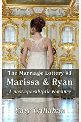 THE MARRIAGE LOTTERY, BOOK 3: MARISSA AND RYAN Kindle Edition