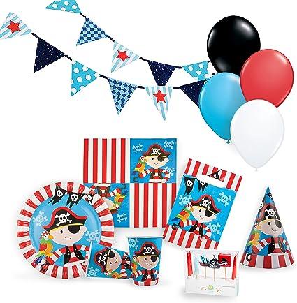 16 x Party Robots Happy Birthday Napkins 33cm Boys Tableware Supplies Childrens