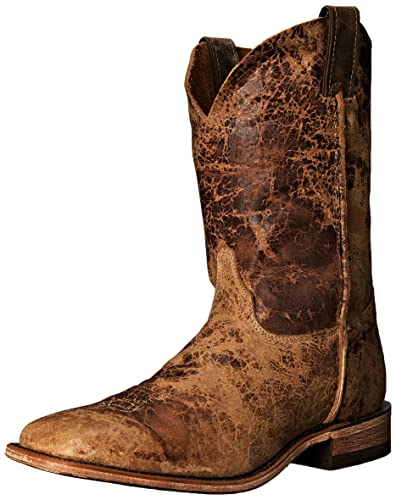 d370ca6d9739 Justin Boots Men s U.S.A. Bent Rail Collection 11 quot  Boot Wide Square  Double Stitch Toe Leather