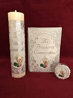 Amazon.com : First Holy Communion Laminated Chalice With ...