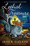 Lethal Treasure: A Josie Prescott Antiques Mystery (Josie Prescott Antiques Mysteries)