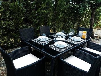 KieferGarden Washington Comedor Conjunto muebles de comedor ...