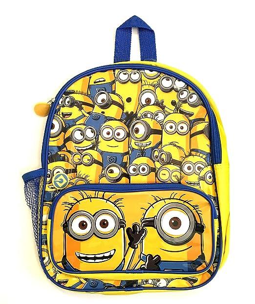 De minion de Gru mi villano favorito de mochilas escolares con mochila de: Amazon.es: Ropa y accesorios
