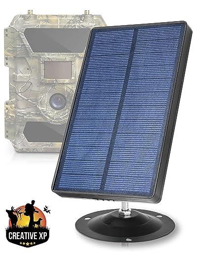 CREATIVE XP Trail Camera Solar Panel Kit