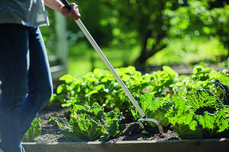 Fiskars Quita hierbas, Longitud: 172 cm, Ancho: 15 cm, Negro ...