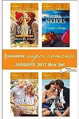 Harlequin Superromance January 2017 Box Set: An Anthology Kindle Edition
