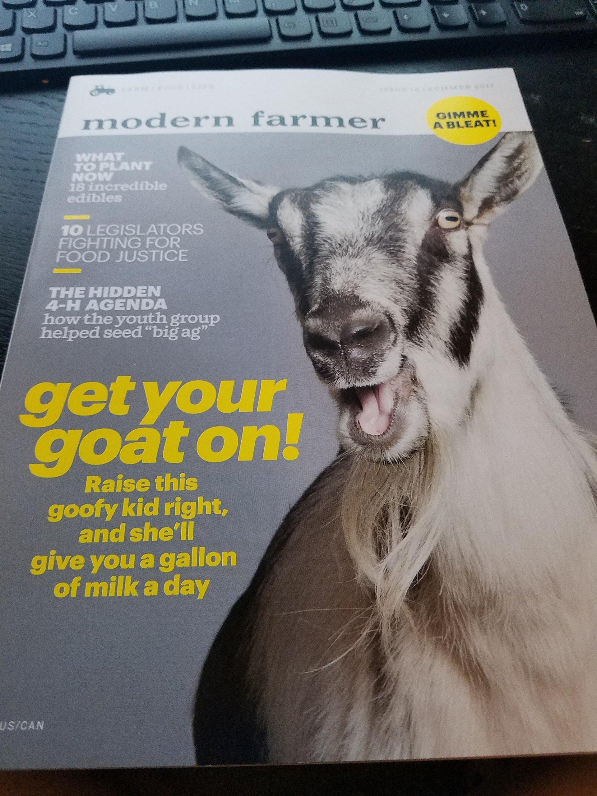 Modern Farmer Magazine Issue 16 (Summer, 2017) pdf epub