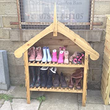 Wellington Boot Store, Welly Shoe Boot Rack, Boot Storage, Outdoor Stores, 2