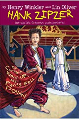 The Curtain Went Up, My Pants Fell Down #11 (Hank Zipzer) Kindle Edition
