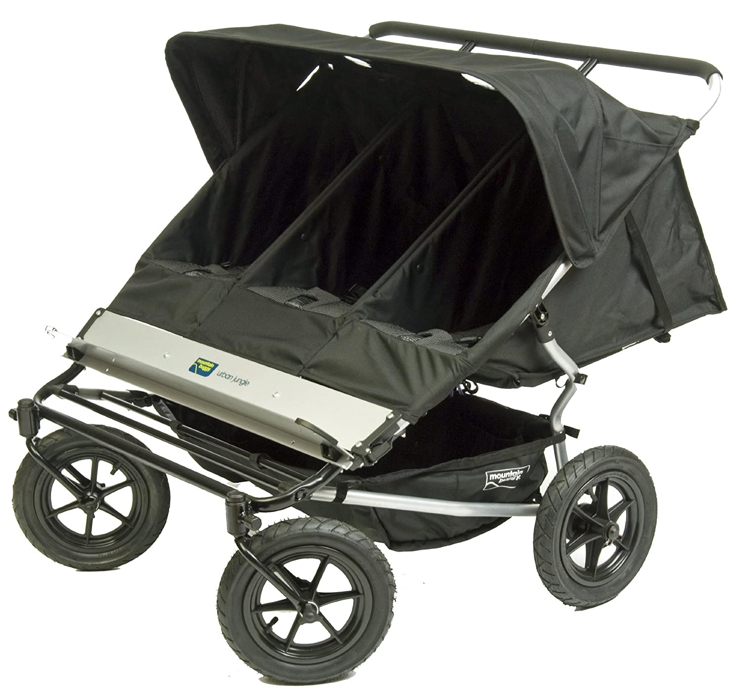 Amazon Mountain Buggy Urban Triple Stroller Black Discontinued by Manufacturer Standard Baby Strollers Baby