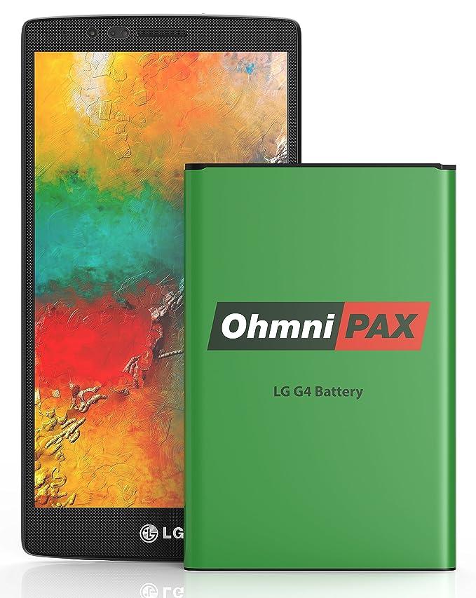5 opinioni per Ohm nipax LG G4batteria 3000mAh Li-ion qualità batarie per LG G4